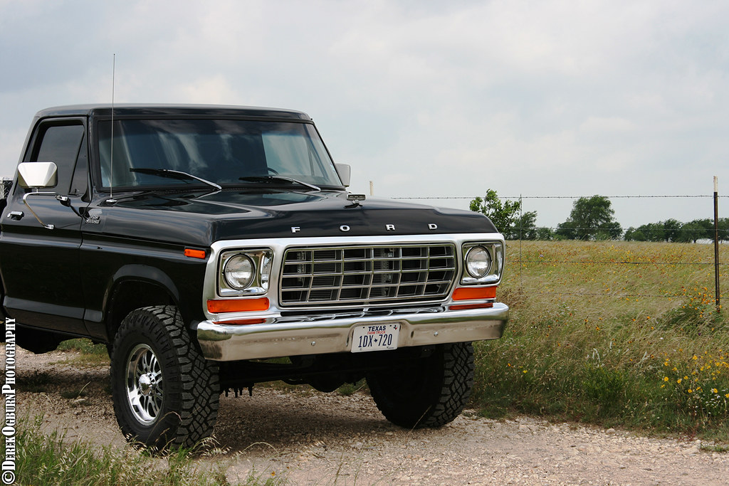 Custom White F150 >> 1978 Ford F250 Custom | A friend's recently frame-off restor… | Flickr