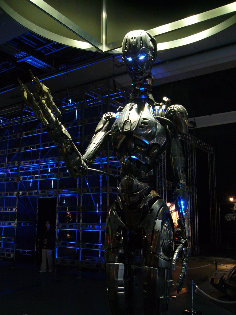 Terminator Exhibition: T-X | ...