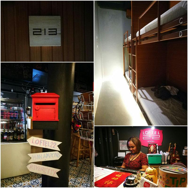 Bangkok itinerary - Loftel 22 Hostel | www.wearejuanderers.com