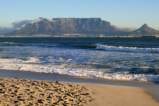 Cape Town & Table Mountain from Blouberg | by jacashgone