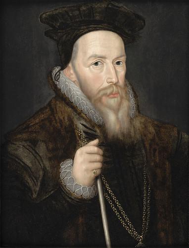 William Cecil, Lord Burghley, Elizabeth I's chief councill ...