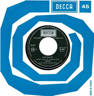 7 - Alan Price Set, The - Don't Stop The Carnival -  F - 1968 | by Affendaddy
