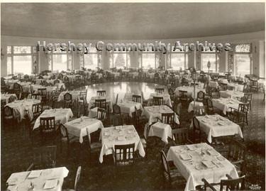 hotel hershey, circular dining room | hotel hershey, interio… | flickr