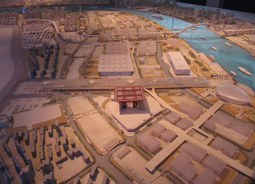 Models for Greener Cities - Shanghai Expo Urban Planning | by http://klarititemplateshop.com/
