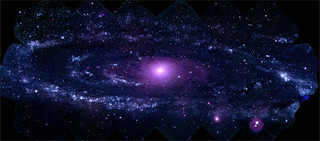 Best-ever Ultraviolet Portrait of Andromeda Galaxy | by NASA Goddard Photo and Video