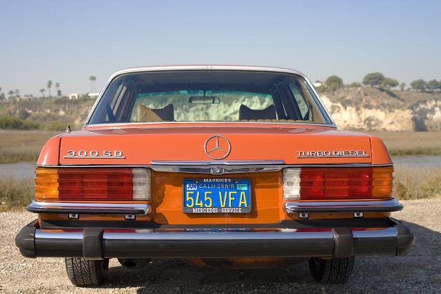 1979 Mercedes Benz 300sd Turbo Diesel Www