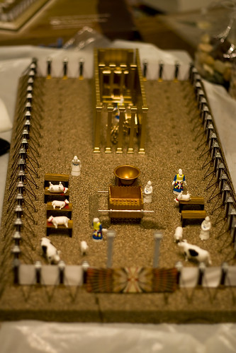the tabernacle model we are doing this bible study