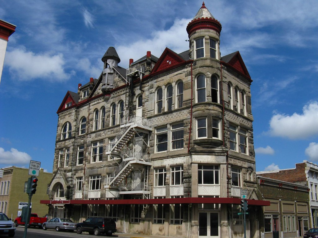 Sedalia Missouri Missouri Trust Company Building 1886