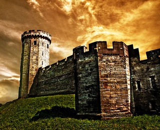 Warwick Castle Turrets | by sir_watkyn