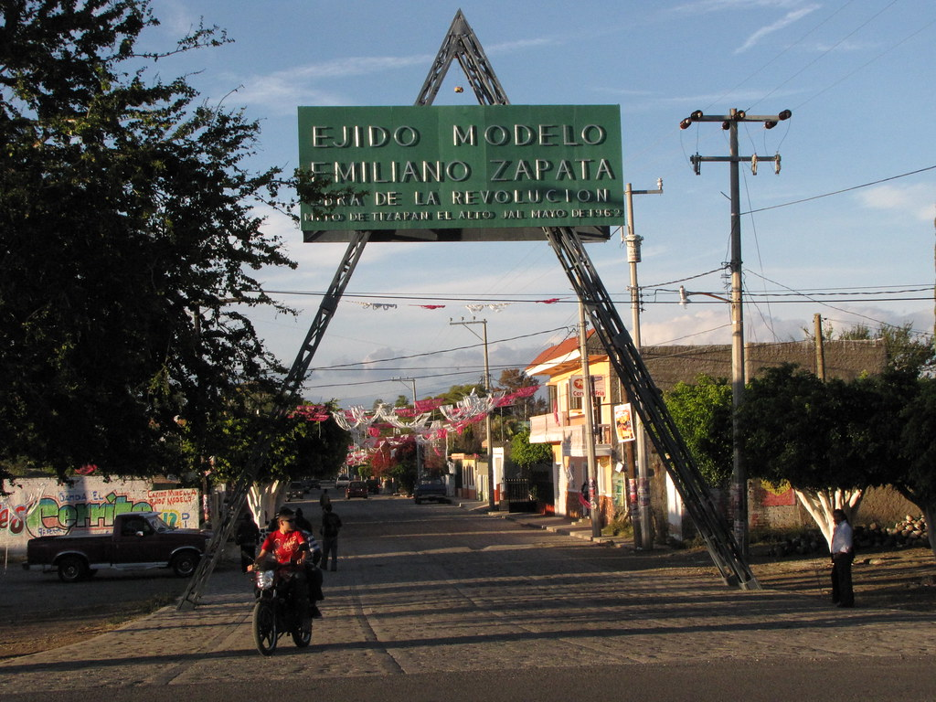 Ejido Modelo Emiliano Zapata David Agren Flickr