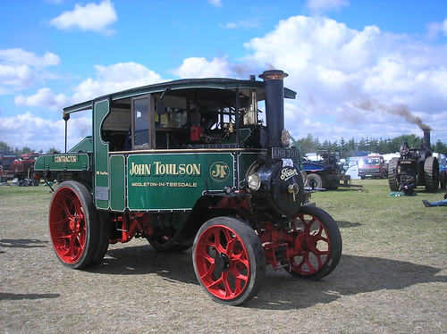 Pickering Steam 2005 | by woodytyke