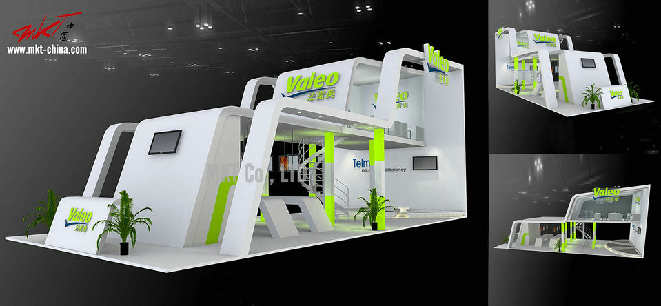 Exhibition Booth Requirements : China exhibition booth design construction valeo