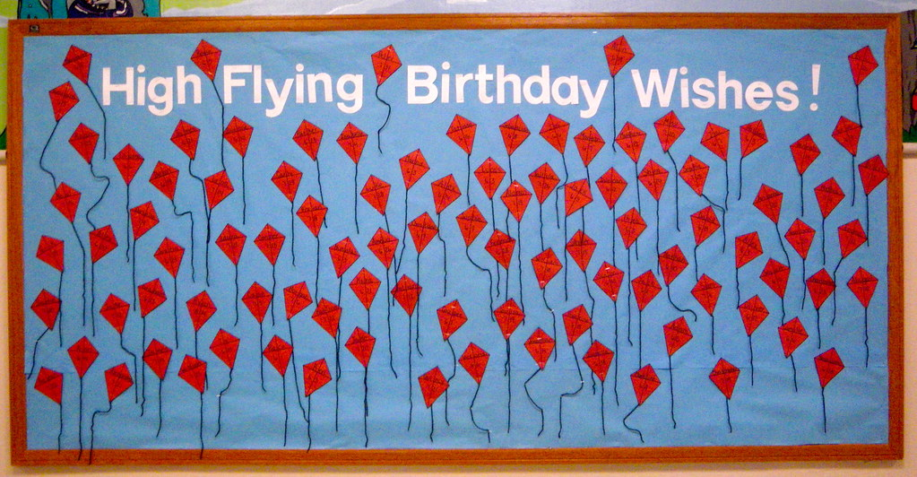 June Classroom Ideas ~ June july birthday board bulletin ideas for