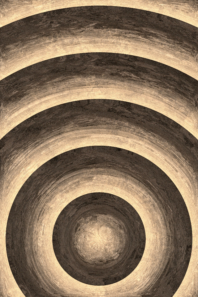 iPhone Wallpaper - Sepia Sphere | Flickr - Photo Sharing!