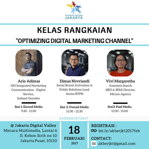 Akber Jakarta - Februari - Digital Marketing Channel (final_ver)