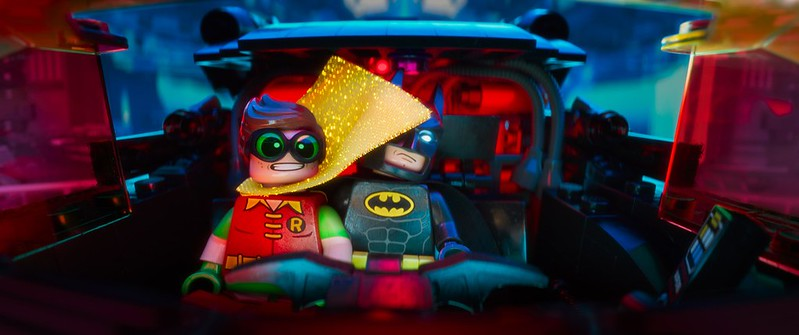 Michael Cera and Will Arnett become best friends in THE LEGO BATMAN MOVIE.