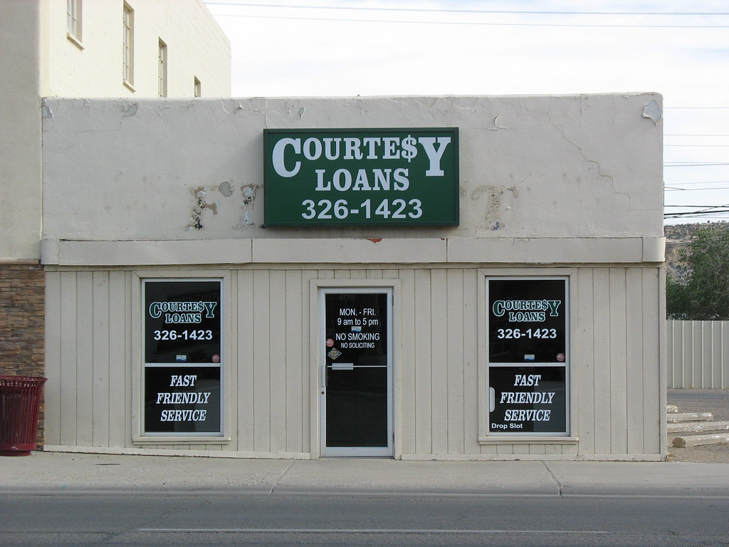 courtesy loans