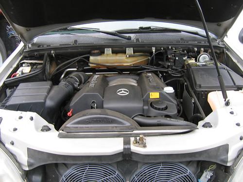 98 Mercedes Ml320 Engine Stock 0145p9 1998 Mercedes Benz Flickr