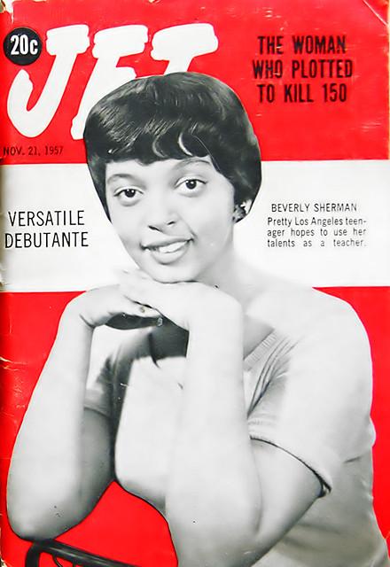 Beverly Sherman of Los Angeles is A Versatile Debutante ...