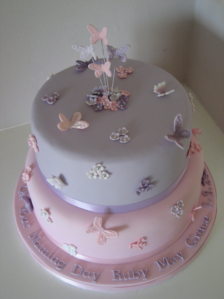 Butterfly Cake Designs Children