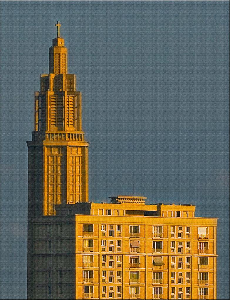 7998 eglise saint joseph le havre france rolye flickr for 3d architecture le havre