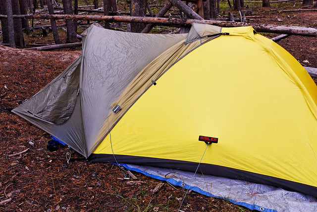 & Bibler and Black Diamond Tents | Flickr