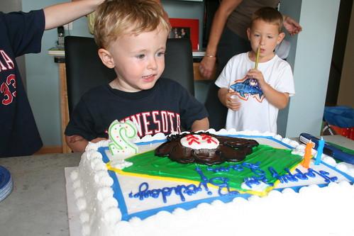 Birthday Cake Jason