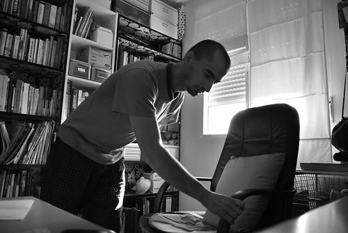 En mi oficina marco giacomuzzi flickr for Follando en mi oficina
