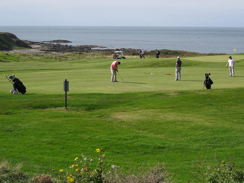 Nefyn & District Golf Club, Llŷn Peninsula | by chibeba
