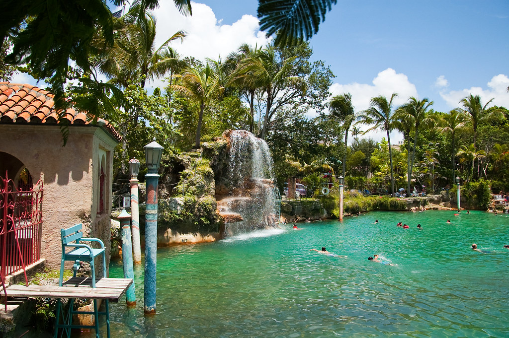 Coral Gables Venetian Pool The History Of Coral Gables