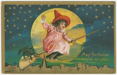 Jolly Hallowe'en. | by New York Public Library