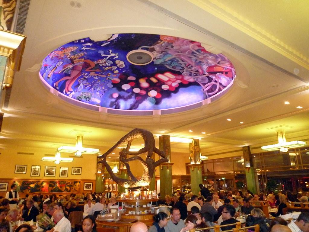 Restaurant Cafe Charbon Saint Herblain