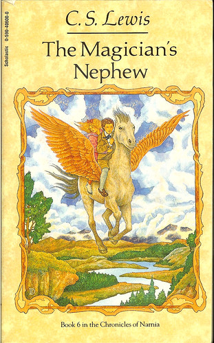 narnia the magicians nephew book report The pair is transported to other worlds due to digory's uncle andrew and become caught up in the creation of narnia and the the magician's nephew is.