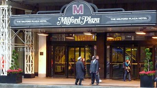 Hotel Milford Plaza New York