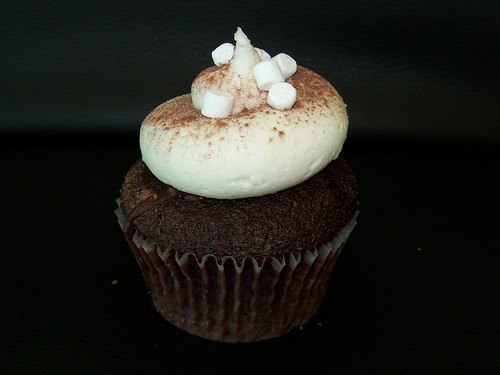 Hot Chocolate cupcake! | by Retro Bakery in Las Vegas