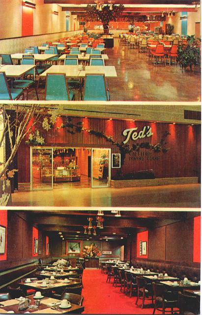 Ted S Restaurant Pontiac Mall Shopping Center Pontiac M