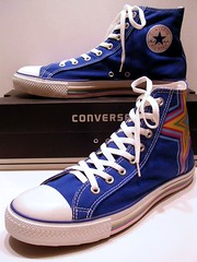 Graphic Star - Royal Blue Hi AK103 | by hadley78