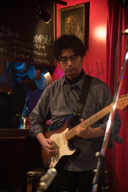 T.G.I.F. Blues Session at Terraplane, Tokyo, 10 Feb 2017 -00040