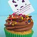 Bear Necessities Cupcake