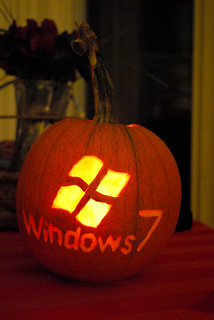 Windows 7 Pumpkin | by Zeusandhera