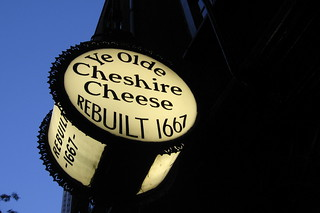 Ye Olde Cheshire Cheese | by erinsy