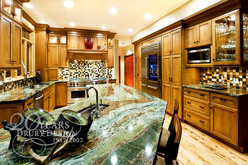 Contemporary kitchen design drury design kitchen bath - Drury design kitchen bath studio ...