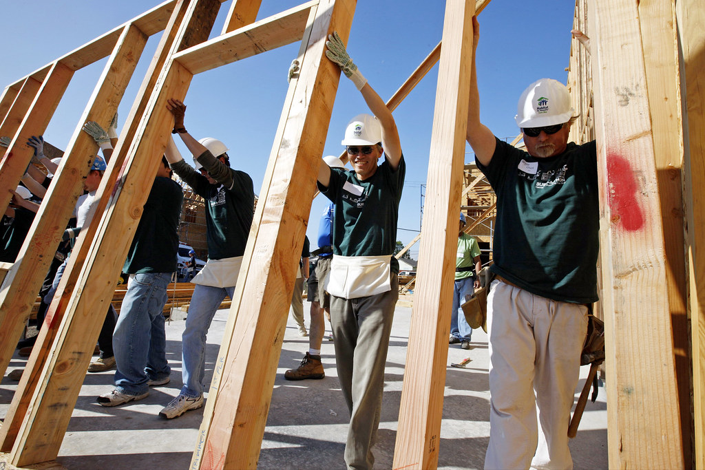Habitat For Humanity Build A Thon A Team Of Sandia Labs