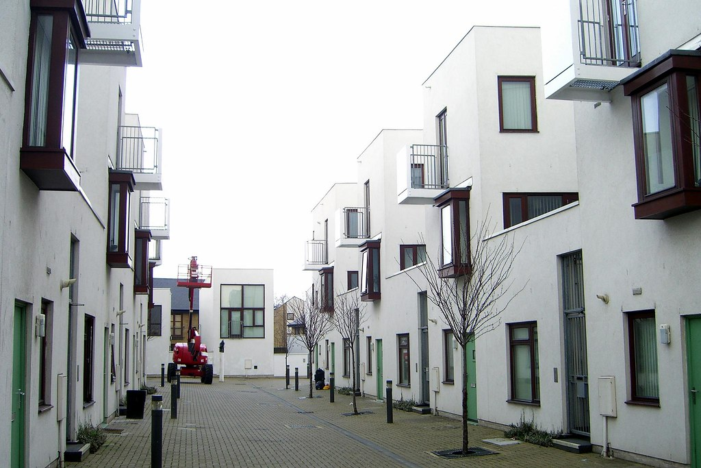 Block World Free >> Donnybrook Quarter, Bow, London | Housing by Peter Barber Ar… | Flickr