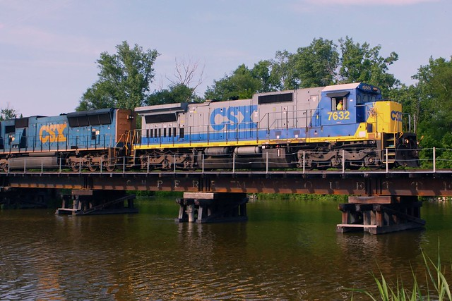 photograph csx train2650 by - photo #7