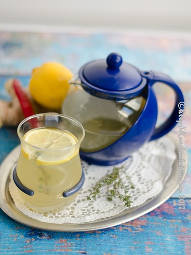 Thymian-Zitronen-Ingwer-Chili-Tee (1)