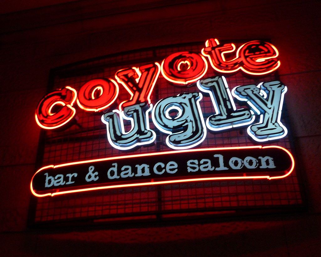 Coyote Ugly Bar New York New York Hotel Las Vegas July 200… | Flickr