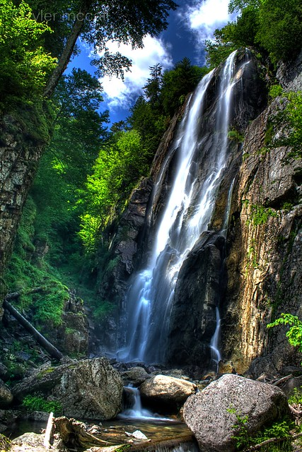 Rainbow Falls In The Adirondacks Purchase On Imagekind
