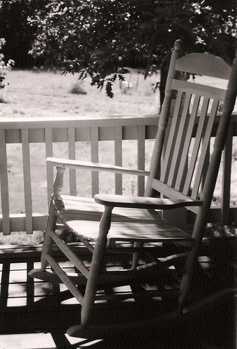 Rocking Chair | by Ava Lowery