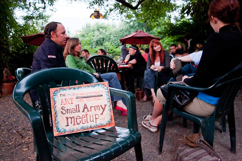 AONC Small Army Meetup | by Chris Guillebeau